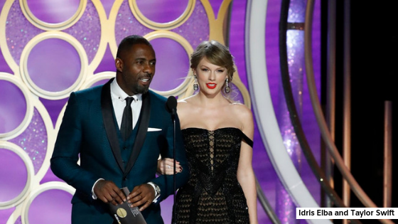 'Possibly Bond' Idris Elba to collaborate with Taylor Swift?