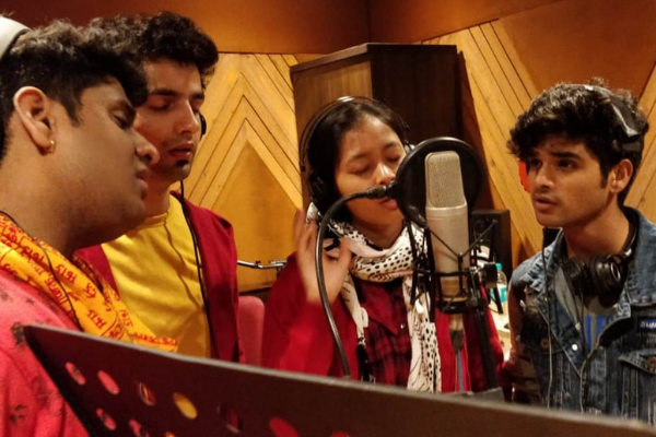 Indian Idol 10 winner Salman Ali sings the Vedas in first ever professional recording