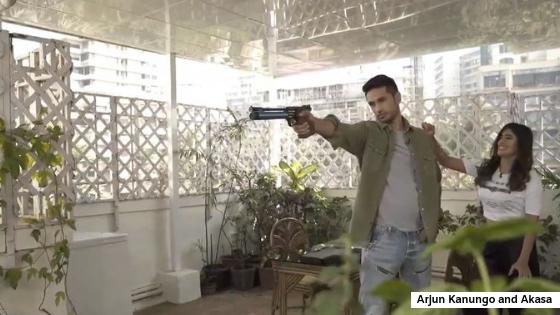 "Pistol-shooting ""calms"" Arjun Kanungo"