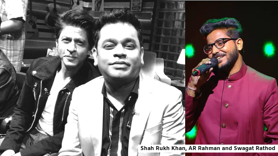 Whatever happened to Swagat Rathod, the winner of Shah Rukh Khan, AR Rahman's ARRived?