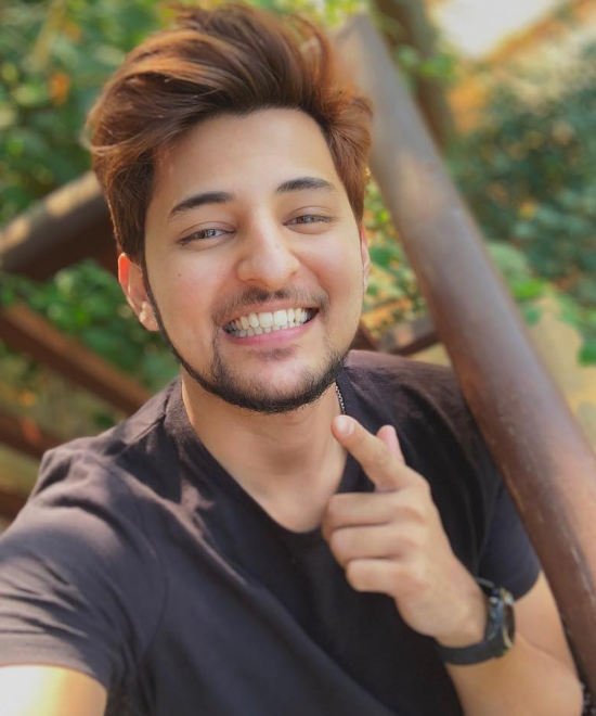 Here's why Darshan Raval has a KARMA connect....