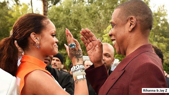 Jay Z and Rihanna getting ready to 'Run This Town' again?