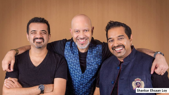 Shankar Ehsaan Loy make video streaming debut