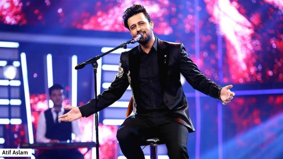 Atif Aslam isn't just out of 'Notebook', but 'Bharat', too!