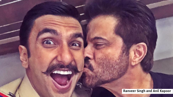 Anil Kapoor: I eat Ranveer Singh for breakfast