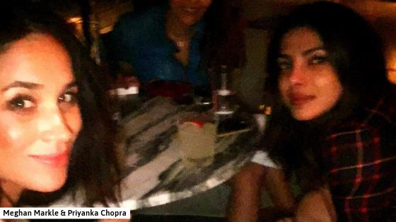 Priyanka Chopra and Meghan Markle don't talk anymore?