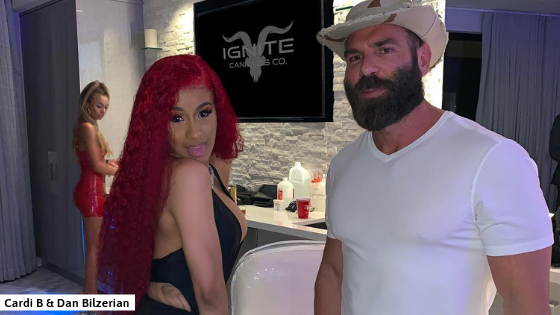Dan Bilzerian mocked for photoshopping Cardi's BUTT!!