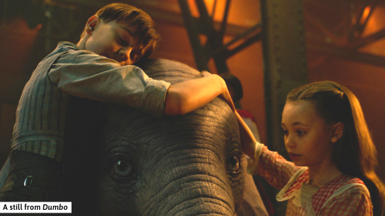 Dumbo to feature Arcade Fire version of 'Baby Mine'