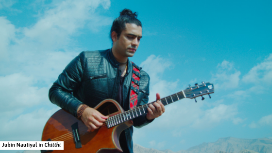'Chitthi' is Jubin Nautiyal's love letter to his roots