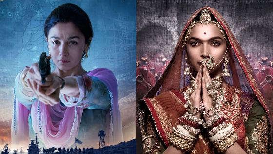 Padmaavat leads Filmfare's music nominations