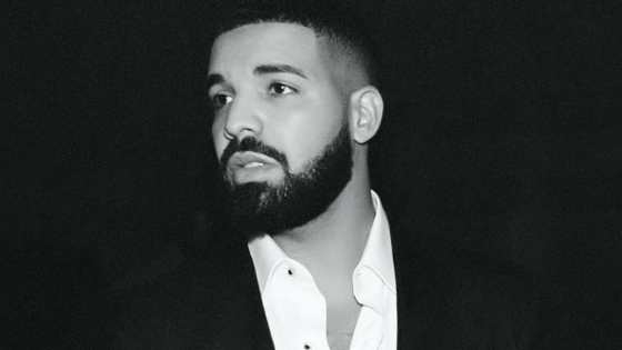 Drake gets a tattoo of… his secret son, Adonis?