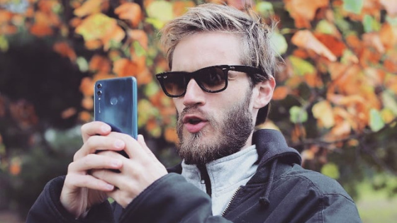 PewDiePie unfollows everyone on Twitter… except BTS