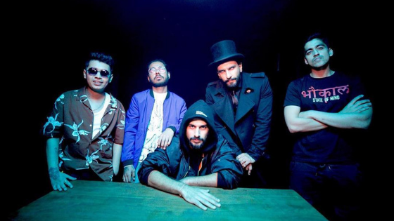 Ranveer Singh starts a record label, dubs it his 'passion project'