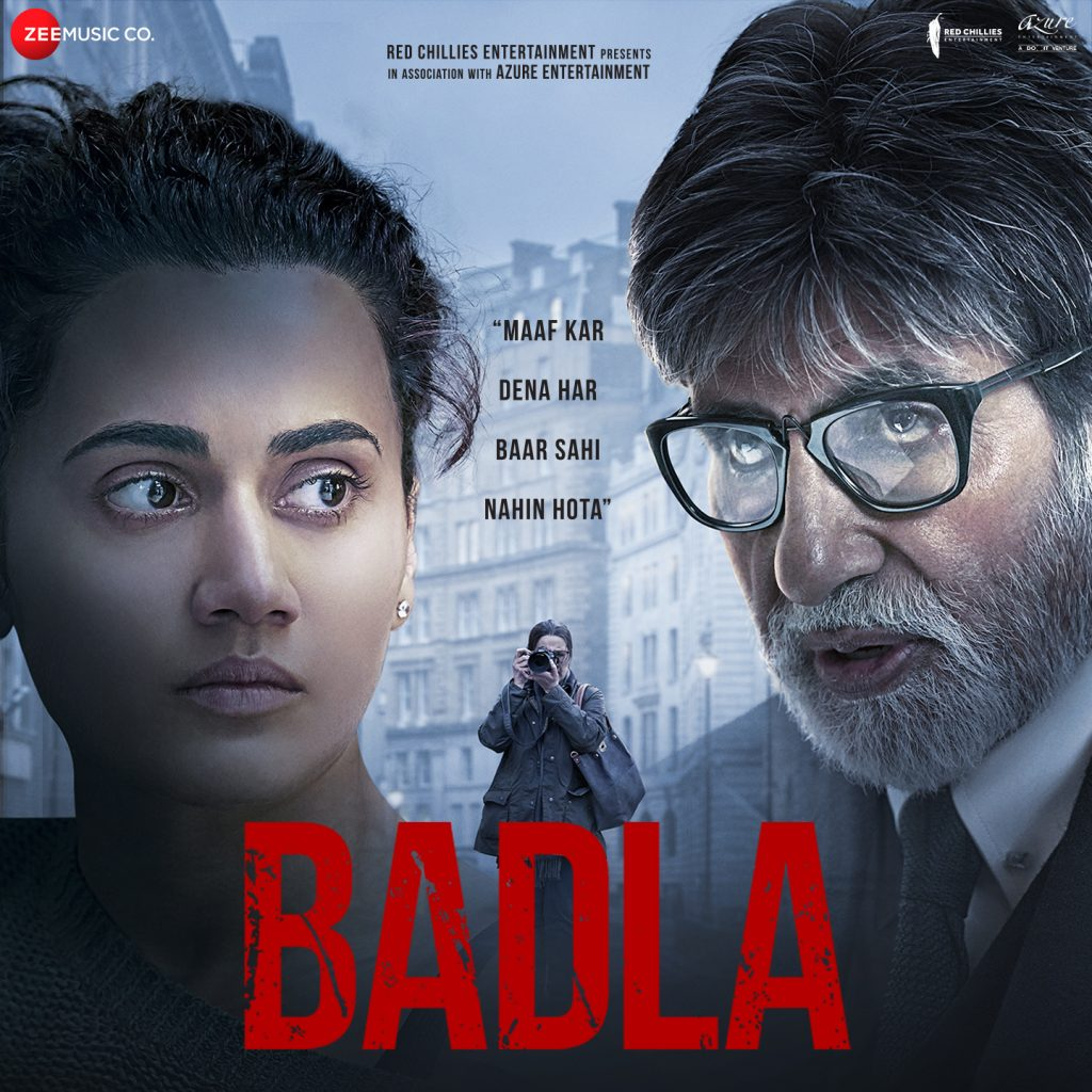 MUSIC REVIEW: The 'Badla' album has an intelligently explored soundscape