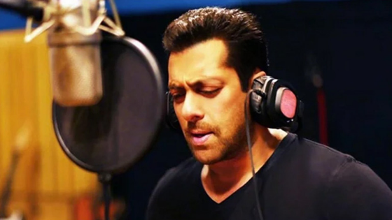 Salman Khan to sing a song in his home production Notebook