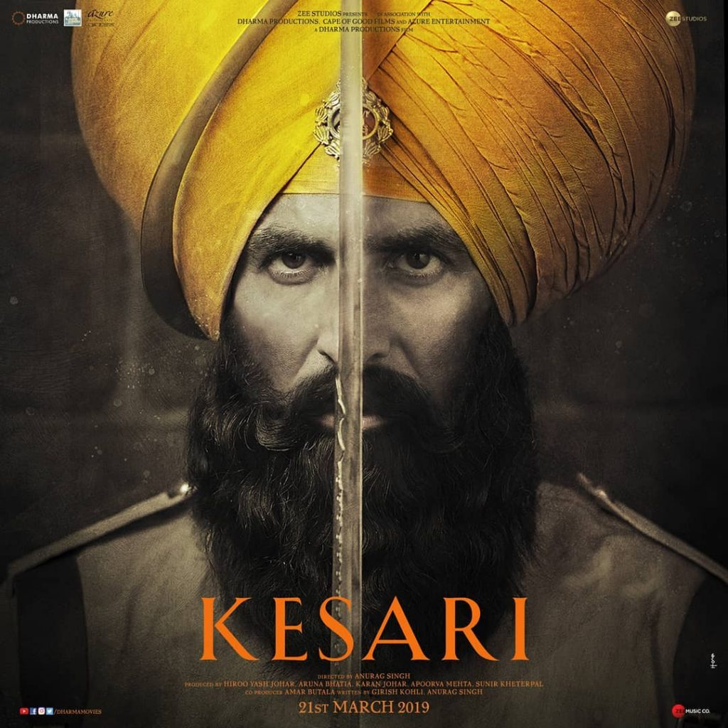 REVIEW: Kesari's music is adequate, not adventurous