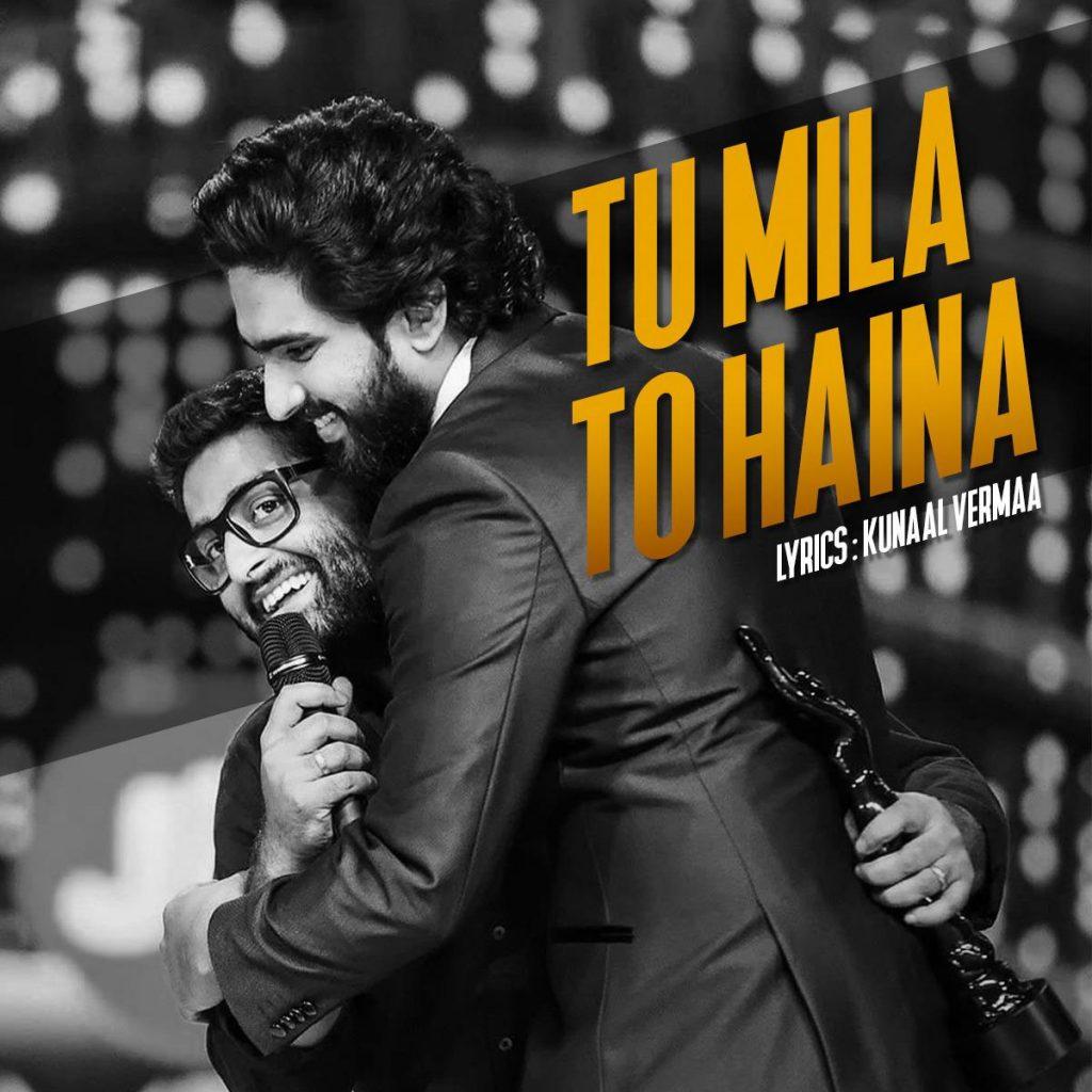Amaal Mallik, Arijit Singh reunite for De De Pyaar De's Tu Mila To Haina