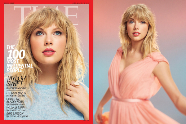 online store 088b6 f6775 Taylor Swift stuns with TIME cover, now holds this record ...