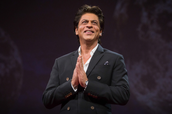 Shah Rukh Khan wants you to vote!