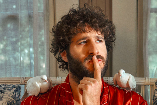 Lil Dicky's making it a 'Good Friday' for Beliebers