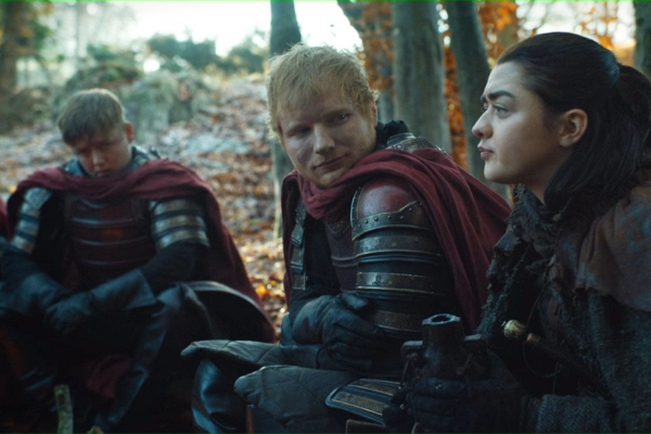 Whatever happened to Ed Sheeran's character in Game Of Thrones?