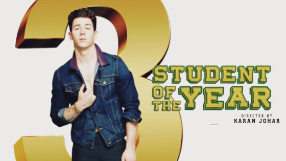 Nick Jonas in Student Of The Year 3?