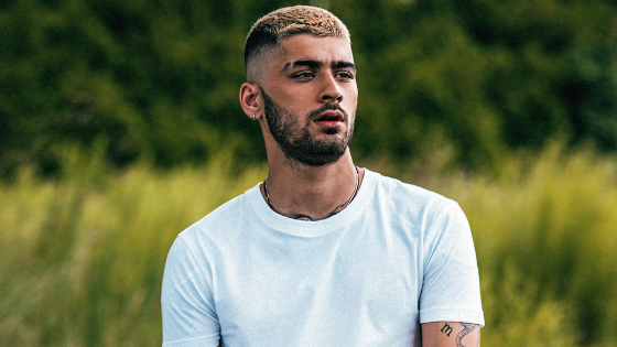 What's up with Zayn Malik's tweets?