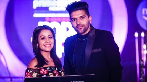 Neha Kakkar and Guru  Randhawa reunite for Mixtape Season 2