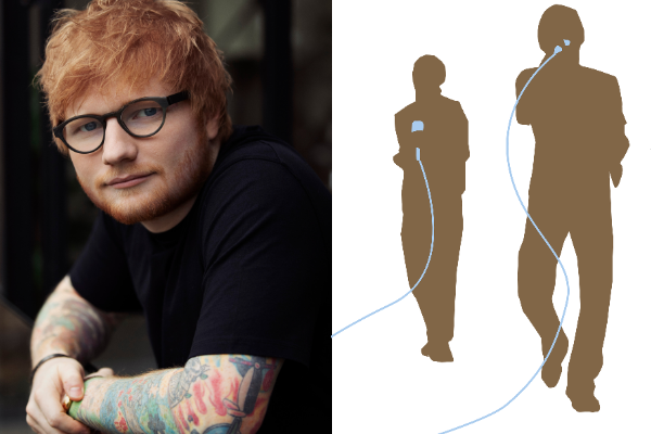 Ed Sheeran teases mystery collaborators for new single 'Cross Me' out Friday
