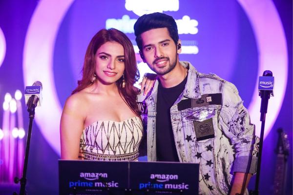 Armaan Malik, Sukriti Kakar's first duet together is for Mixtape Season 2
