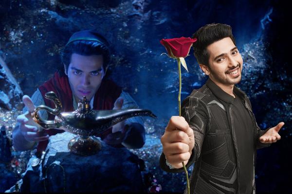 Armaan Malik is the voice of Disney's Aladdin!