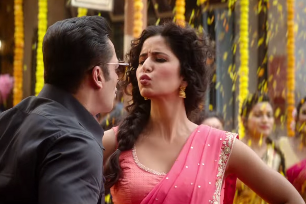 Akasa sings for Katrina Kaif in Bharat