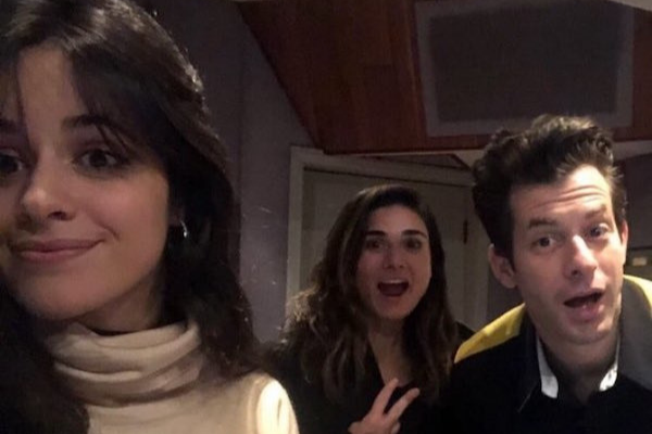 "There's a ""storm brewing"" between Mark Ronson and Camila Cabello"