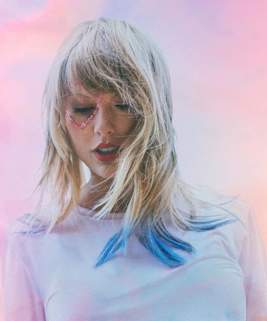 Taylor Swift announces album title, releases new single