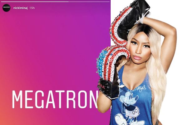 Nicki Minaj has only one word on her return: MEGATRON