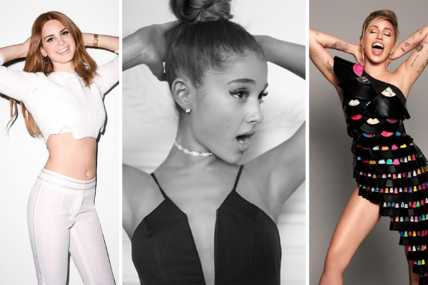 Miley Cyrus, Ariana Grande and Lana Del Rey come together for Charlies Angels!