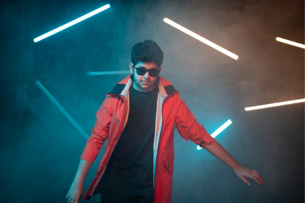 AR Ameen makes debut with father AR Rahman for company