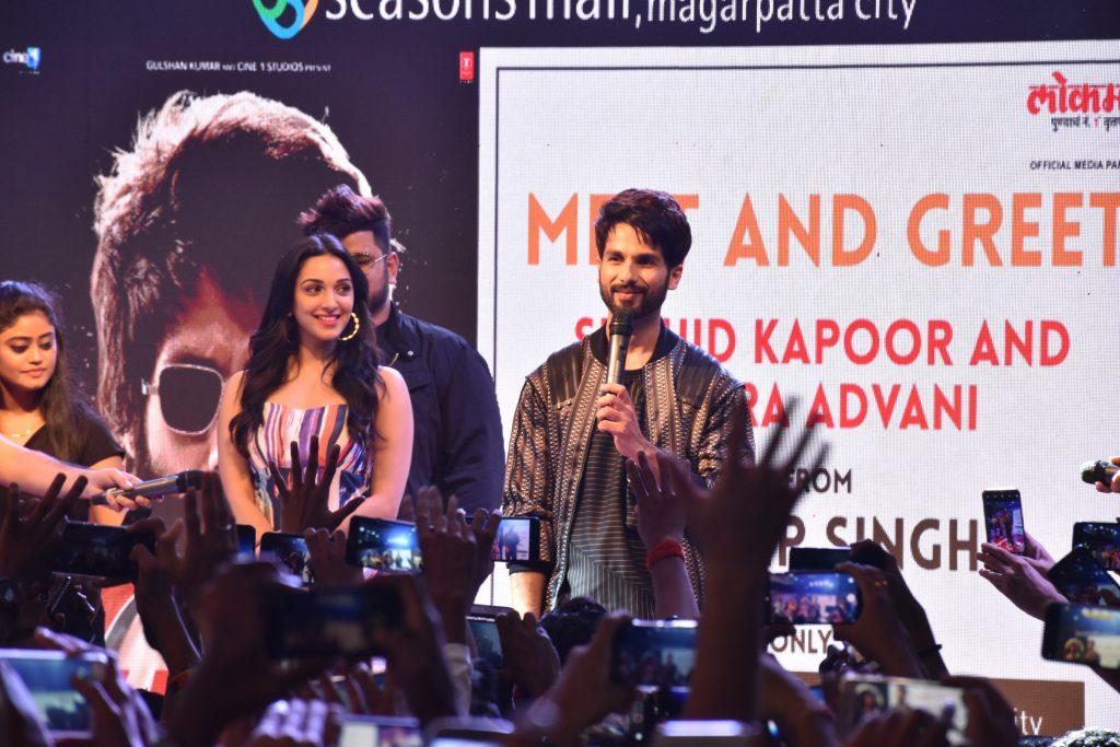 Kabir Singh live in concert in Pune: PICS