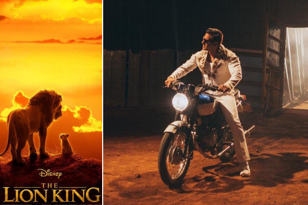 Lion King's Hindi trailer to be attached to Bharat in theatres