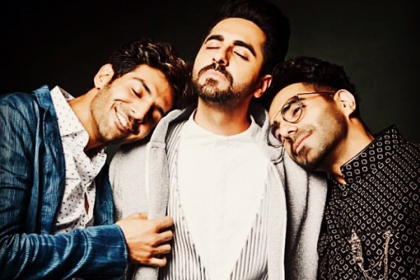 Aparshakti Khurana, Kartik Aaryan together again!
