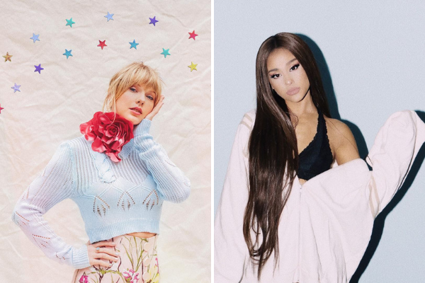 Ariana Grande and Taylor Swift are ruling the 2019 VMA nominations