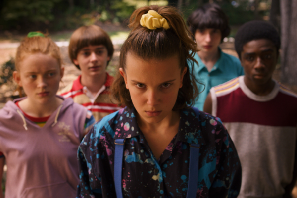 Spotify listeners have a 'Stranger Things' obsession