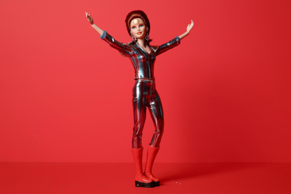 "Gotta ask this, is a 'Bowie Barbie' just ""too weird""?"