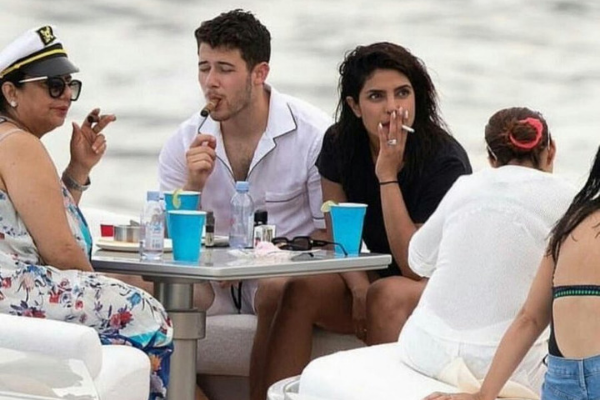 Priyanka Chopra caught smoking on yacht, but wait… isn't she an asthma patient?