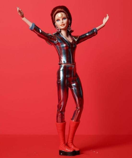 A Bowie Barbie, anyone?