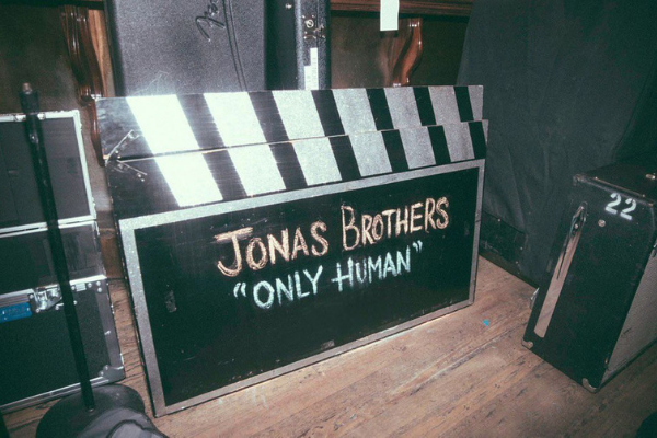 Jonas Brothers and 'J sisters' spotted shooting for their new music video in NYC
