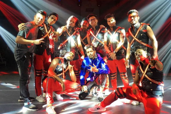 Champion dance group, 'The Kings' to star in a music video
