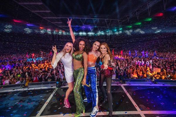 Spice Girls reunion at Glastonbury 2020?