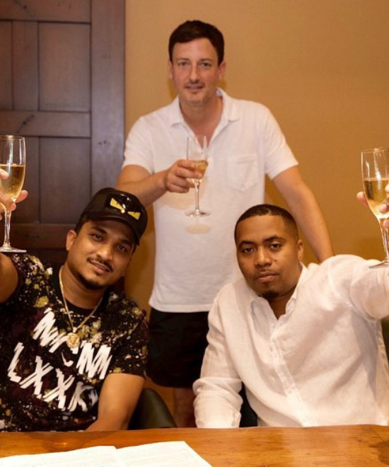 DIVINE goes global, signs with Nas