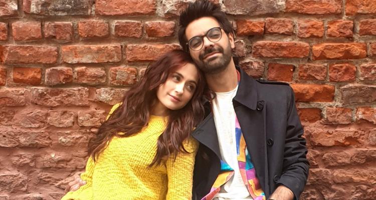 Sanjeeda Shaikh stars opposite Jigar Saraiya in just-released music video